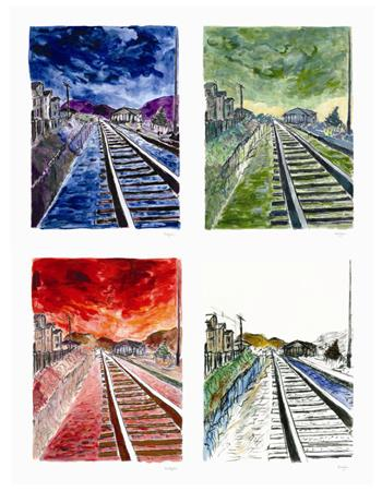 Train Tracks Boxed Set 2012