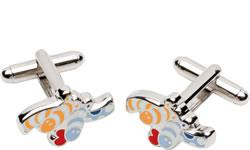 Opposites Attract Cufflinks