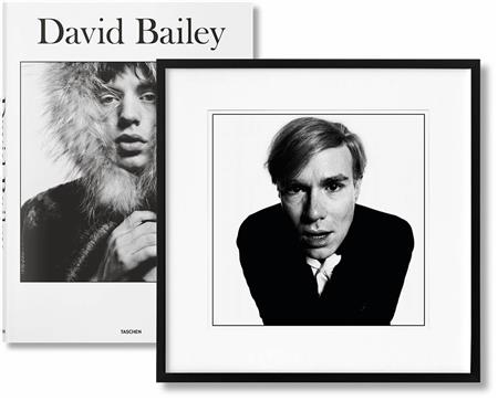 David Bailey, Art Edition No. 226–300 'Andy Warhol, 1965'