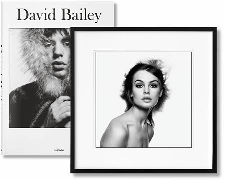 David Bailey, Art Edition No. 76–150 'Jean Shrimpton, 1965'