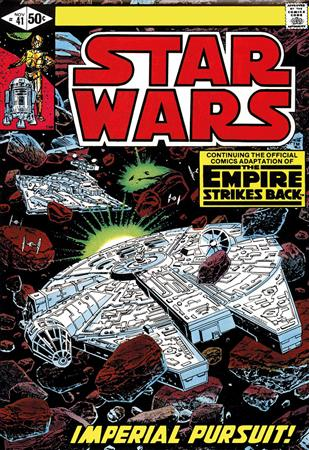 Marvel Star Wars #41 - The Empire Strikes Back - Imperial Pursuit