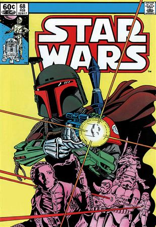 Marvel Star Wars #68 - The Search Begins