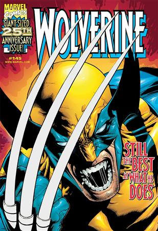 Wolverine #145 - Still The Best At What He Does