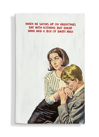 Valentines Day - Book