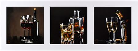 Pick Your Poison Triptych